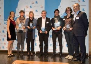 Trophée signatures santé 2014
