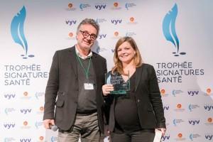 TSS 2017 Dr Michel Reynaud et Elodie Guillard